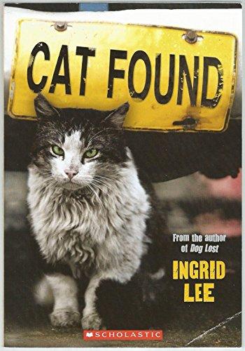 9780545434935: Cat Found