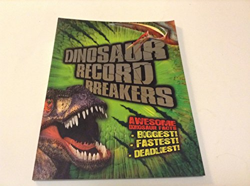 9780545435062: Dinosaur Record Breakers