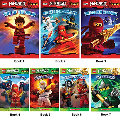 1- Book 2 Stories Lego Ninjago a Ninja1s Path and Rise of the Snakes: Tracye West