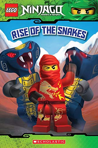 9780545435925: Rise of the Snakes (Scholastic Readers: Lego)
