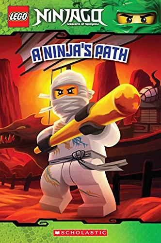 9780545435932: LEGO Ninjago: A Ninja's Path (Reader #5)
