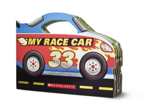 9780545436465: My Race Car