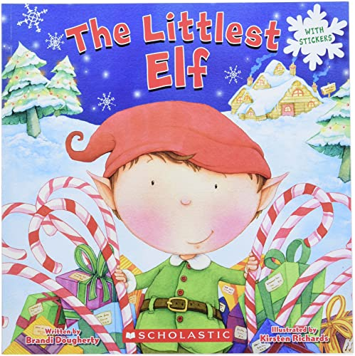 9780545436540: The Littlest Elf