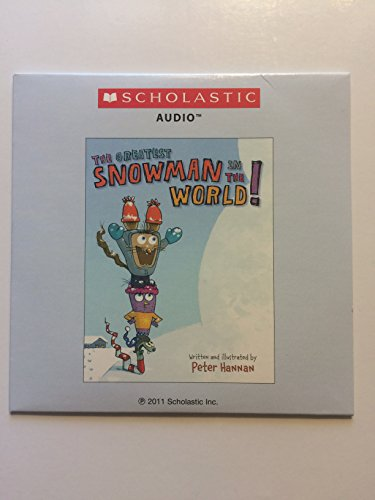 9780545440189: The Greatest Snowman in the World - Audio CD