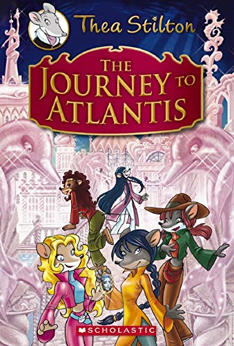 9780545440202: The Journey to Atlantis (Thea Stilton Special Edition)