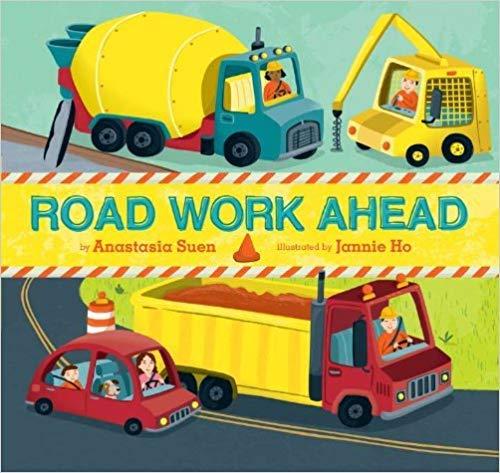 9780545440448: Road Work Ahead