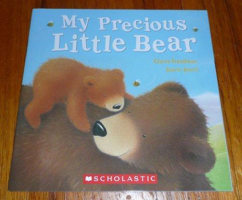 9780545440479: My Precious Little Bear