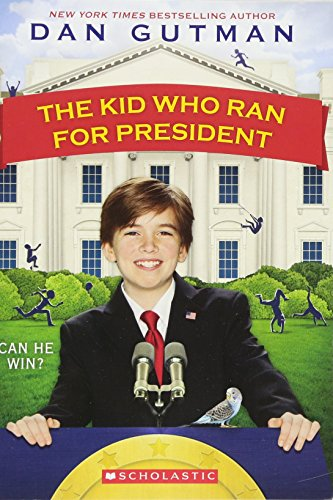 9780545442138: The Kid Who Ran for President (Kid Who (Paperback))