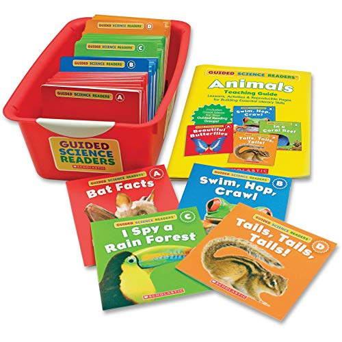 9780545442725: Guided Science Readers Super Set: Animals: A BIG Collection of High-Interest Leveled Books for Guided Reading Groups