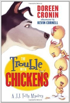 9780545443357: The Trouble with Chickens
