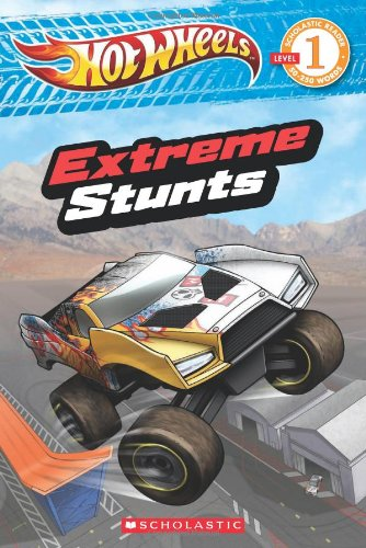 9780545444637: Hot Wheels: Extreme Stunts (Scholastic Readers)