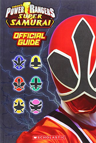 9780545447478: Saban's Power Rangers Super Samurai Official Guide (Power Rangers Super Samurai (Scholastic))