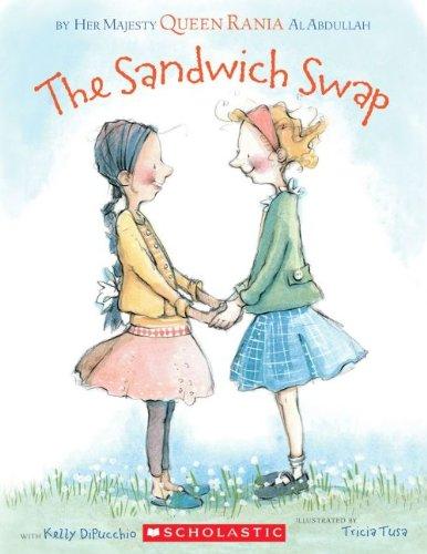 9780545448611: The Sandwich Swap