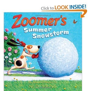 9780545449090: Zoomer's Summer Snowstorm (over sized paperback)