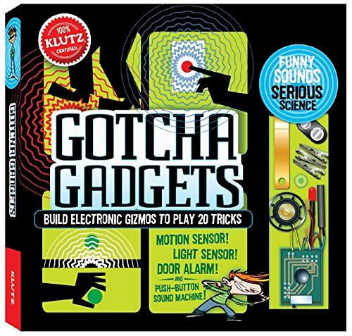 9780545449335: Gotcha Gadgets: Build Electronic Gizmos to Play 20 Tricks