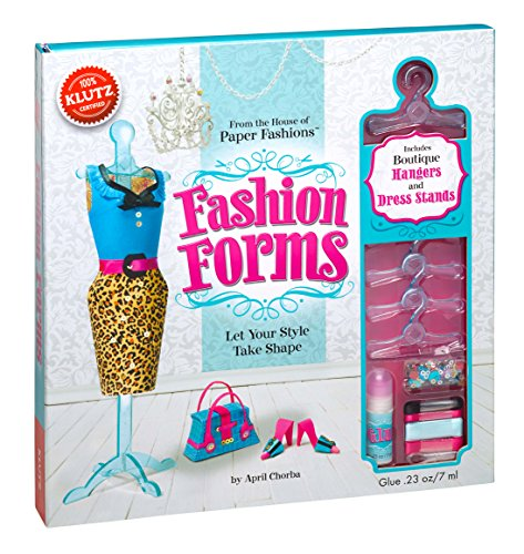 9780545449359: Fashion Forms (Klutz)