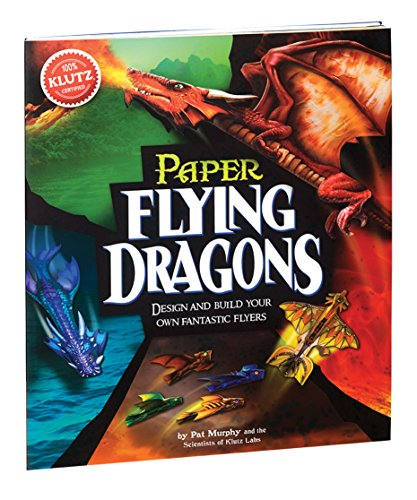 9780545449366: Flying Paper Dragons (Klutz)