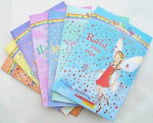 9780545450041: Rainbow Magic Rainbow Fairies Set: Las Hadas del Arco Iris (Spanish) Books 1-7 (Rainbow Magic Rainbow Fairies)