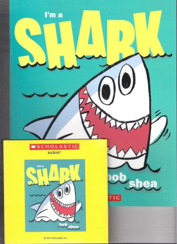 9780545450232: I'm A Shark-Book and CD