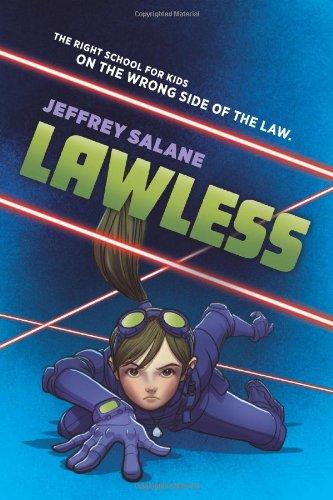 9780545450294: Lawless: Book 1
