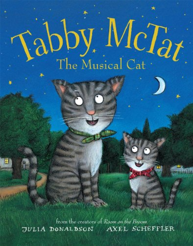 9780545451680: Tabby McTat, the Musical Cat