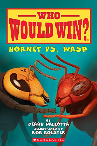 9780545451901: Who Would Win? Hornet vs. Wasp