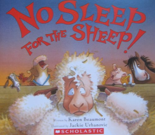 9780545454209: No Sleep for the Sheep