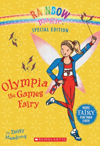 9780545457033: Olympia the Games Fairy (Rainbow Magic, Special Edition)