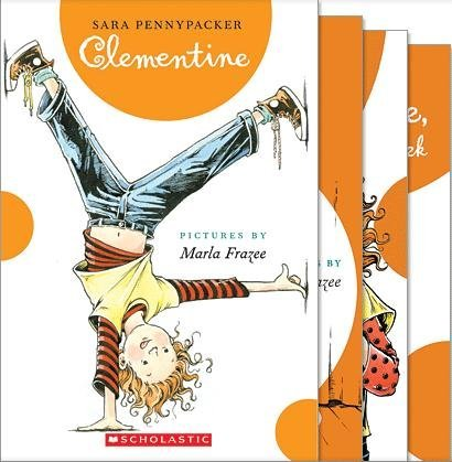 9780545457149: Clementine Series Four Book Set: Clementine, The Talented Clementine, Clementine's Letter, and Clementine, Friend of the Week (4 Book Set)