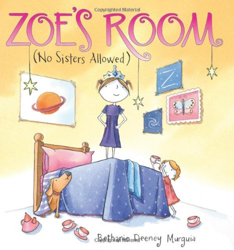 9780545457811: Zoe's Room (No Sisters Allowed)