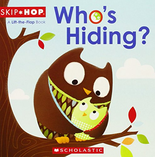 9780545459037: Skip Hop: Who's Hiding?