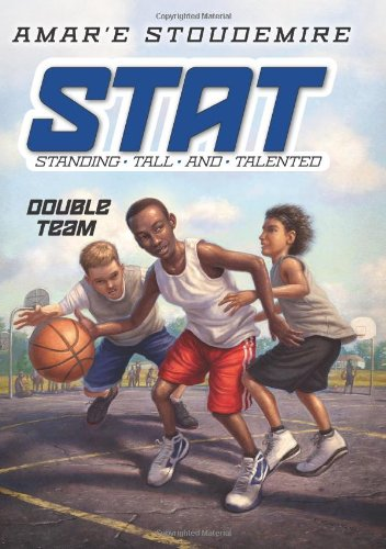 9780545459051: STAT: Standing Tall and Talented #2: Double Team - Library Edition