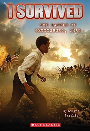 9780545459365: The Battle of Gettysburg, 1863 (I Survived)