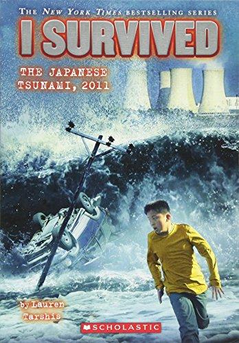 9780545459372: I Survived the Japanese Tsunami, 2011 (I Survived #8)