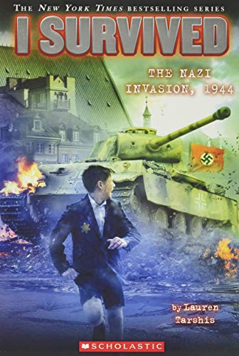Stock image for I Survived the Nazi Invasion, 1944 (I Survived #9) for sale by Orion Tech