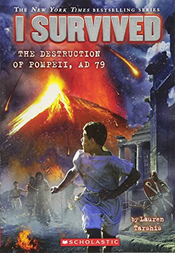 Stock image for I Survived the Destruction of Pompeii, AD 79 for sale by Your Online Bookstore