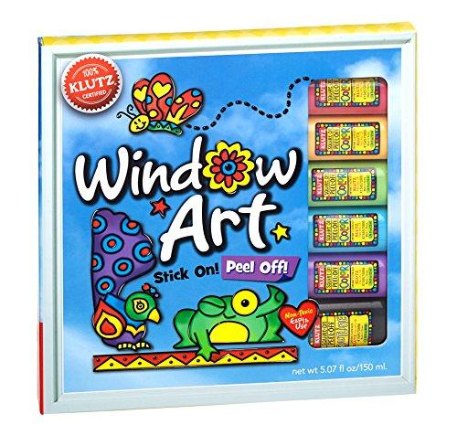 9780545459907: Window Art (Klutz)