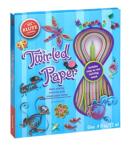 9780545459914: Twirled Paper: Make Amazing Creations With Simple Paper Strips