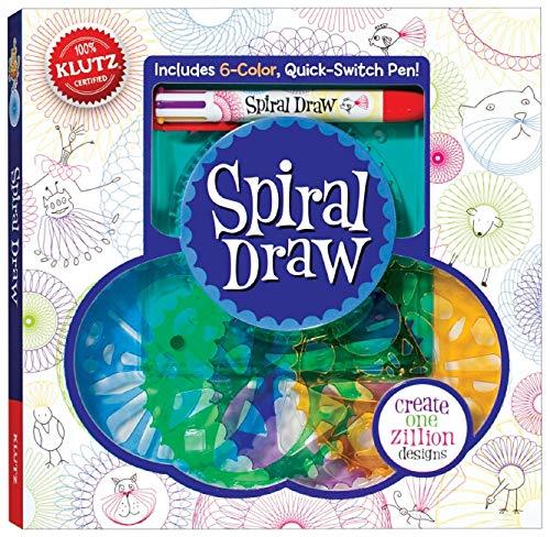 9780545459921: Spiral Draw (Klutz)