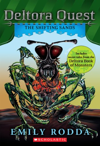 9780545460231: The Shifting Sands (Deltora Quest)
