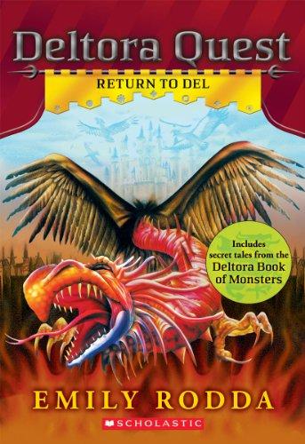 9780545460286: Return to Del (Deltora Quest #8)