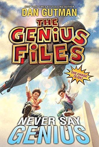 9780545461498: Never Say Genius (The Genius Files, 2)