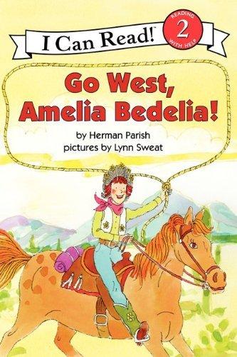 9780545461870: Go West, Amelia Bedelia!