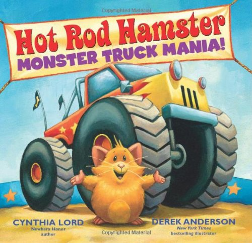 9780545462617: Hot Rod Hamster: Monster Truck Mania!