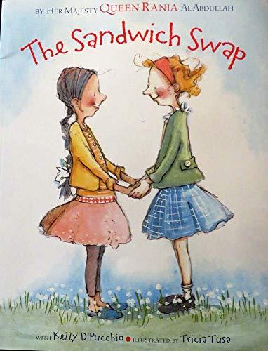 9780545462907: The Sandwich Swap
