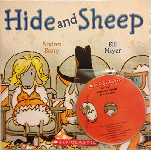 9780545464086: Hide and Sheep Book and Audio CD