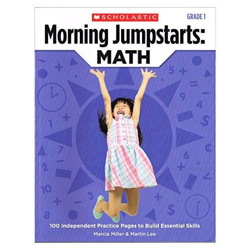 9780545464147: Math (Grade 1): 100 Independent Practice Pages to Build Essential Skills