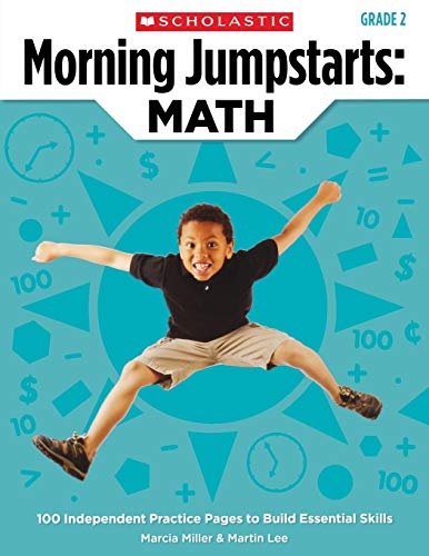 9780545464154: Morning Jumpstarts, Grade 2: Math: 100 Independent Practice Pages to Build Essential Skills