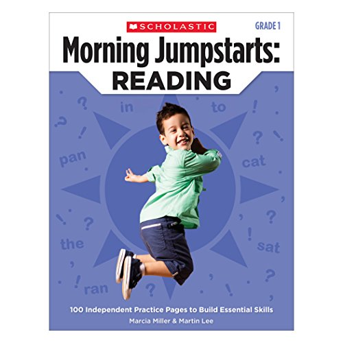 9780545464208: Morning Jumpstarts: Reading (Grade 1): 100 Independent Practice Pages to Build Essential Skills