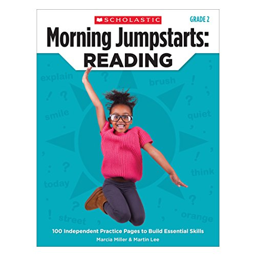 9780545464215: Morning Jumpstarts: Reading (Grade 2): 100 Independent Practice Pages to Build Essential Skills